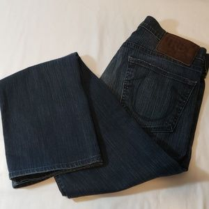 TRUE RELIGION BRAND JEANS BUTTON FLY